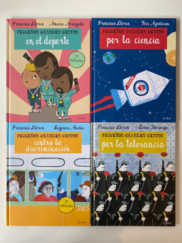 "Pequeños grandes gestos/ ""Little Great Gestures""  Series (Bundle)"