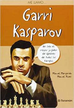 Me llamo... Garri Kasparov