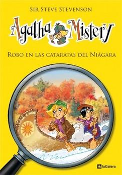 Agatha Mistery 4: Robo en las cataratas del níagara