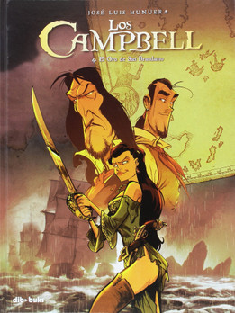 Los Campbell 4. El oro de San Brandamo