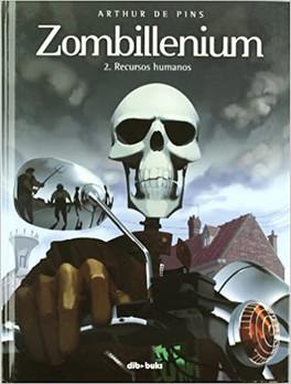 Zombillenium 2. Recursos humanos