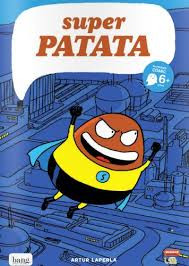 Super Patata 1/Super Patata 1 (COMIC)
