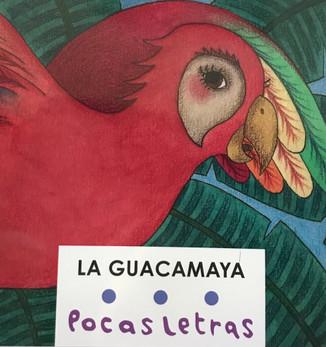 La guacamaya. Pocas letras
