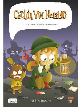 Cecilia Van Helsing 1. El caso del ladrón de meriendas.