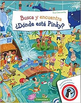 Busca y encuentra: Dónde está Pinky?