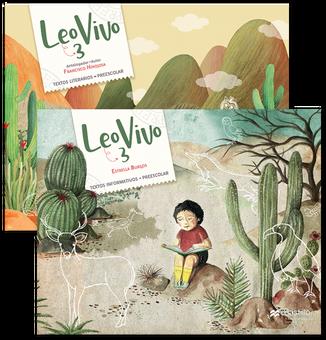 LeoVivo 3. Pack: Textos Informativos & Textos Literarios.