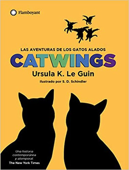 Las aventuras de los gatos alados: CATWINGS