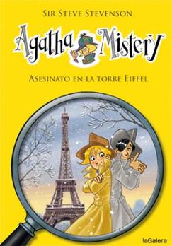 Agatha Mistery: Asesinato en la torre Eiffel
