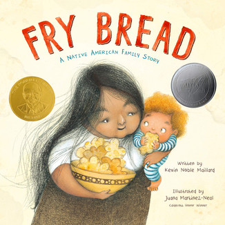 Fry Bread: A Native American Family Story (English)
