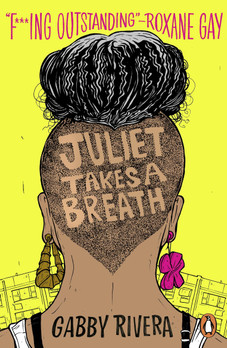 Juliet Takes a Breath (English - Hardcover)