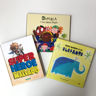 Aventuras Bundle (ages 5-8)