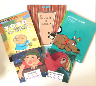 Easy Readings Bundle 3 (ages: 6-8)