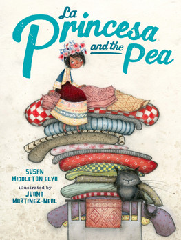 La Princesa and the Pea (Spanglish)