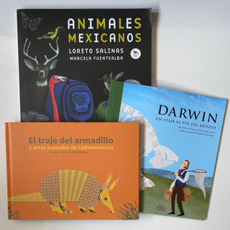 Animales Bundle (ages 10 & up)
