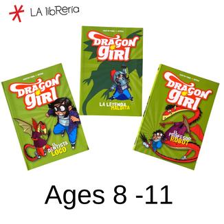 Dragon Girl Bundle (Books 1 -3)