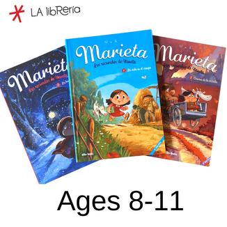 Marieta Bundle (Books 1-3)