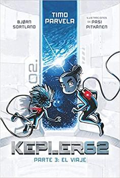 Kepler62. Parte 3: El viaje
