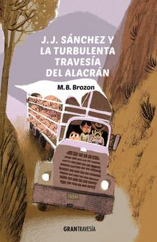 J.J. Sánchez y la turbulenta travesía del alacrán