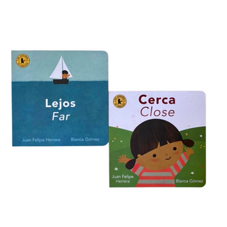 Bilingual Board Book Bundle
