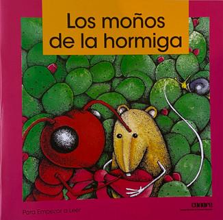 Los monos de la hormiga / La tierra de arena