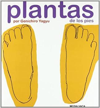 Plantas de los pies - El mapa de mi cuerpo