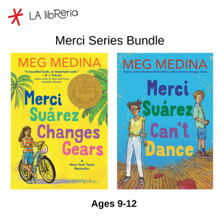 Merci Suarez Bundle (English print only)