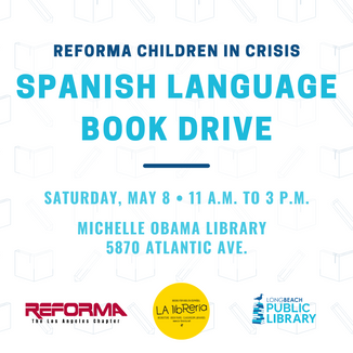 $10 Book Donation - Long Beach Book Drive 2021
