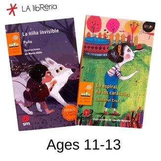 Adventure + Growth Bundle (ages 11 - 13)