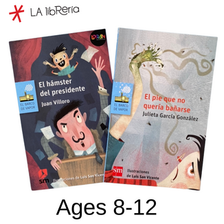 Make a (silly) Change! Bundle (Ages 8-12)