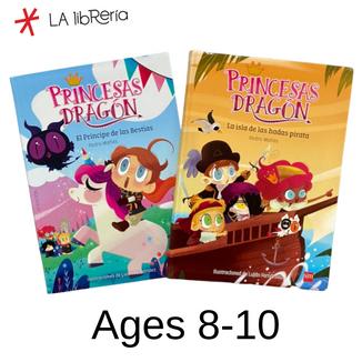 Princesas Dragon Bundle (ages 8-10)