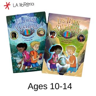 Las tres puertas Bundle (Ages 10 - 14)