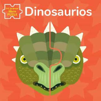 Dinosaurios. Mi primer libro puzle