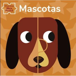 Mascotas. Mi primer libro puzle
