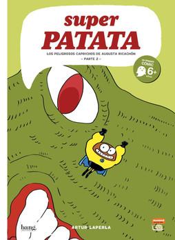 Super patata 9 - Parte 2 (COMIC)