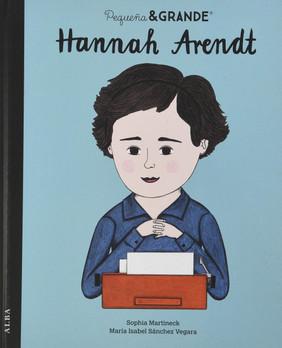 Pequeña&Grande Hannah Arendt