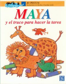Maya y el truco para hacer la tarea