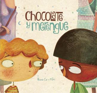 Chocolate y merengue