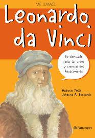 Me llamo...Leonardo da Vinci