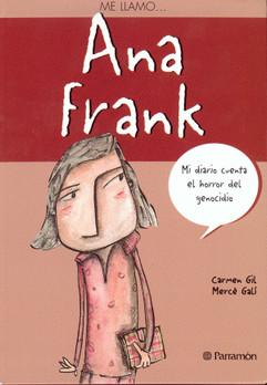 Me llamo...Ana Frank