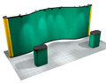 Wave Premium 20ft. Popup Package