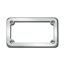CXS License Plate Frame Classic Chrome Standard