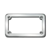 CXS License Plate Frame Classic Chrome Standard