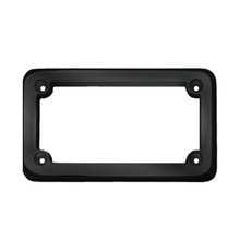 CXS License Plate Frame Classic Black Standard