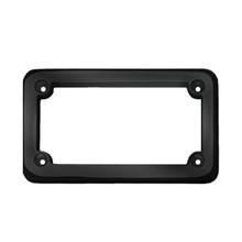 CXS License Plate Frame Classic Black Standard