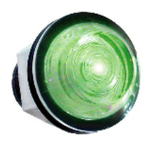 "Large Green LED Indicator (1"")"