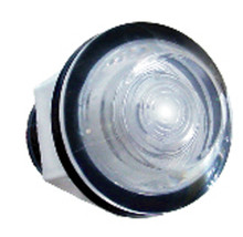 "Large White LED Indicator (1"")"