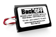 BackOFF™ Brake Light Module