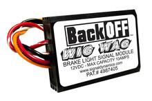 BackOFF™ Wig-Wag™ Brake Light Module