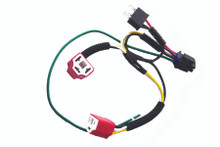 Plug & Play™ Dual H4 Harness Adapter