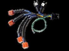 Plug & Play™ Dual H7 Harness Adapter (European)